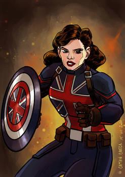 Captain Carter!