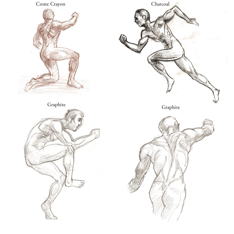 Body movement by themaddragongamer on deviantart for Body movement drawing
