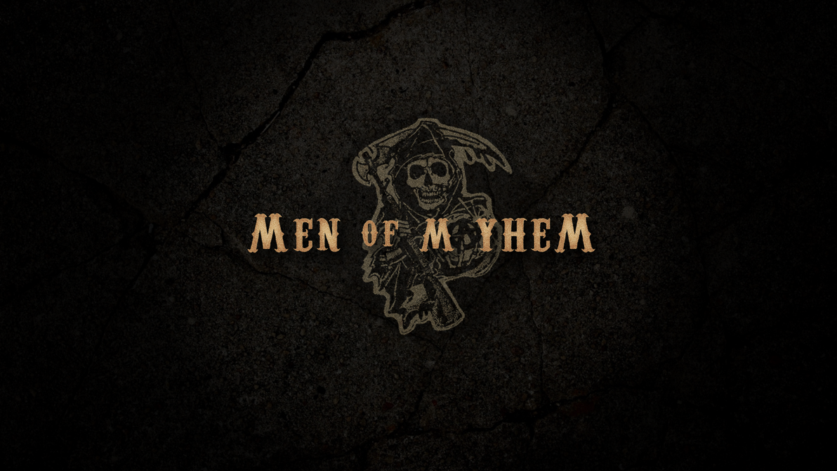 MEN of Mayhem by fear229