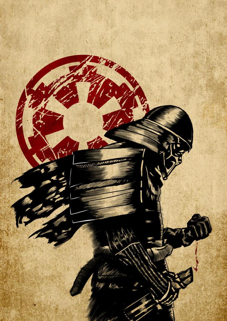 Samurai vader by fear229