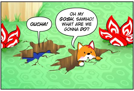 Rocket Fox 5 panel 1! by StacyKing