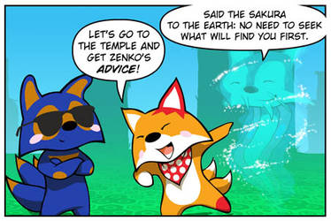 Rocket Fox 20 panel 1