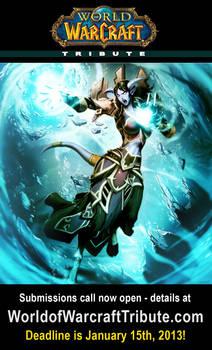 World of Warcraft Tribute promo piece #1