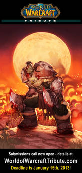 World of Warcraft Tribute reminder #2!
