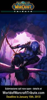 World of Warcraft Tribute reminder #3!