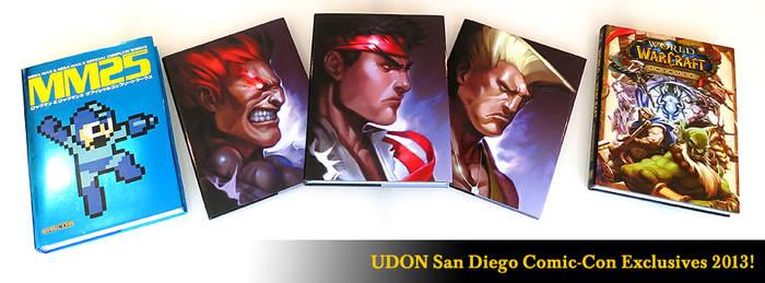 UDON San Diego Comic Con Exclusives!