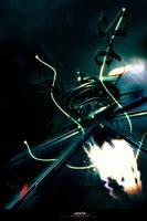 Satelite: Invasion 04 by Zkram
