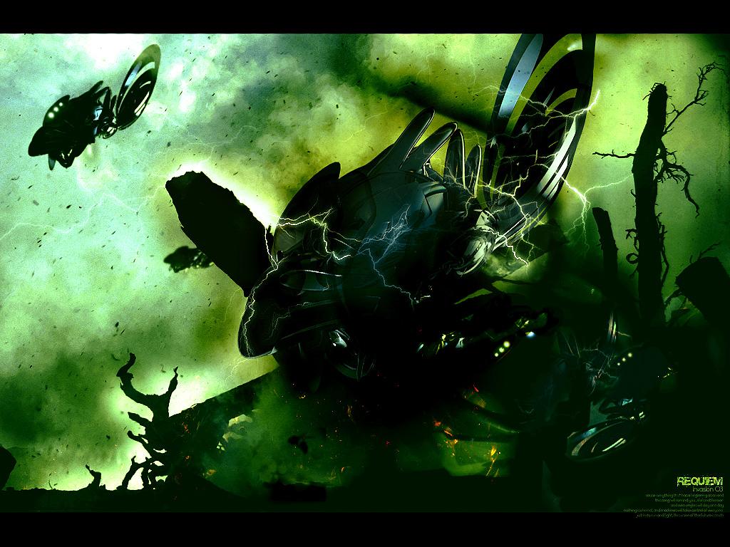 Requiem: Invasion 03 by Zkram