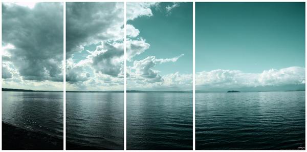 Peaces of .. by Zkram