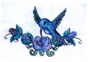 Hummingbird Tattoo