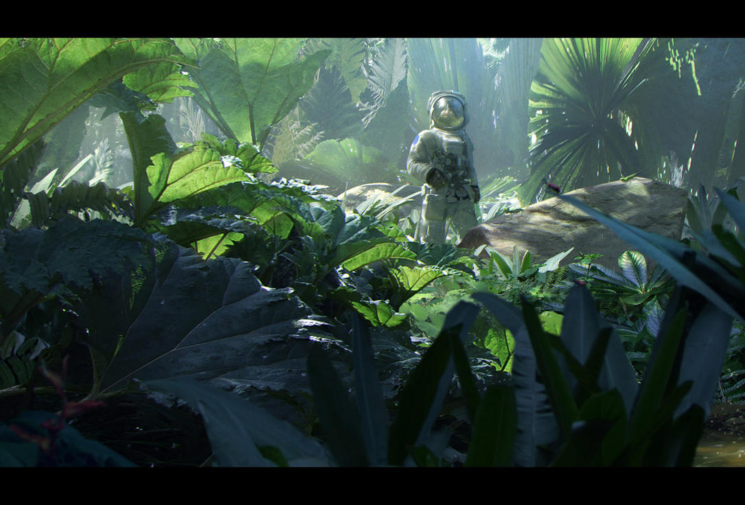 Jungle by florentlebrun