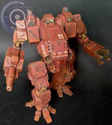 MWO Dragon 1/60 scale resin model (19.5cm)