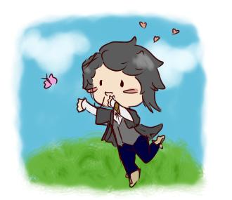 butterfly! by KiraYumi123