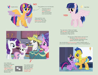 TUTORIAL: how to make a shipping pony (correctly?)
