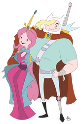 Adventure Time: Queebles and Hero Finn