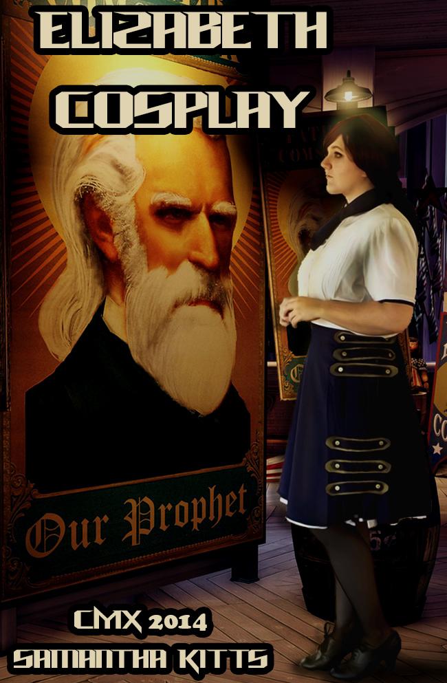Elizabeth Cosplay CMX14 by Immobliss