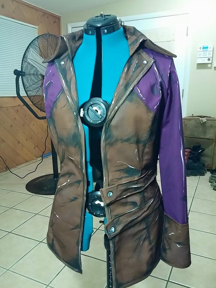 Nisha Borderlands Build: Jacket by Immobliss on DeviantArt