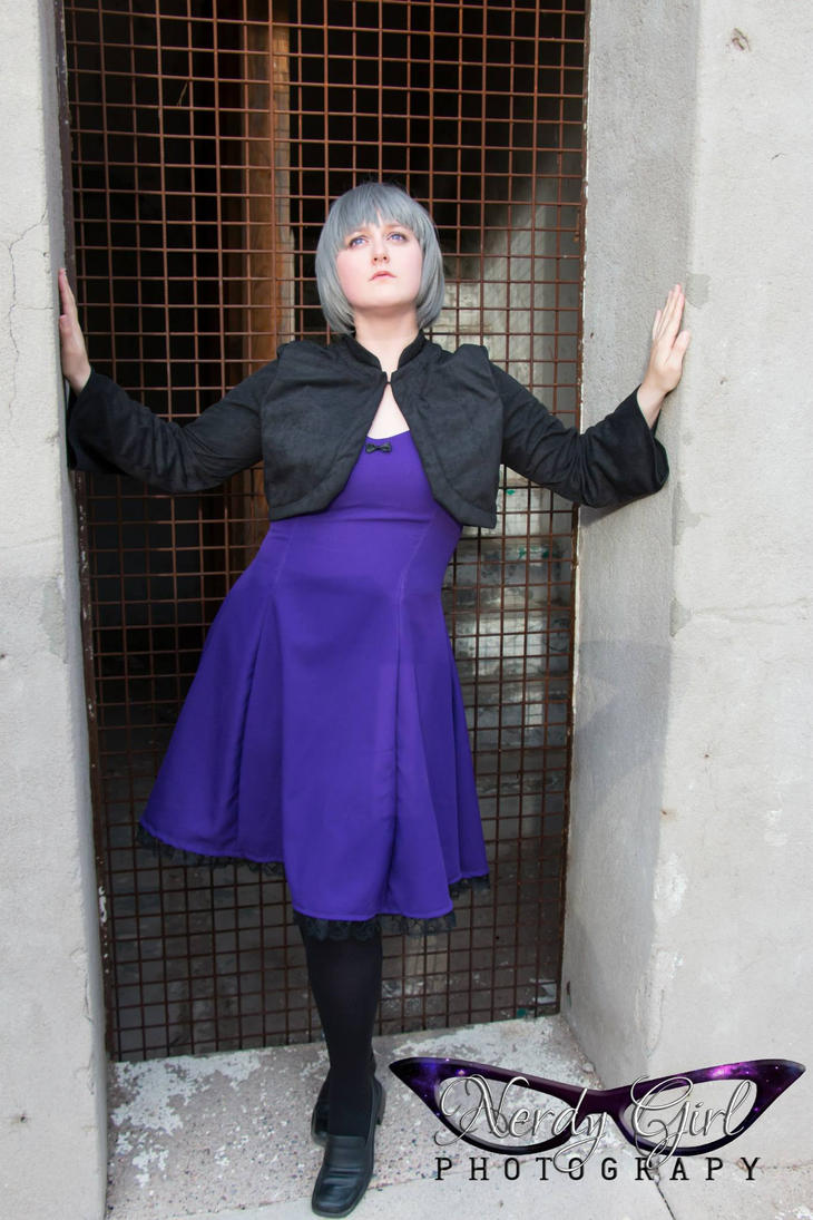 Yin Darker Than Black Cosplay 4 by Immobliss