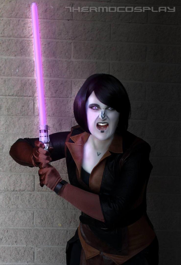 Jedi Nagai Sentinel Cosplay by Immobliss