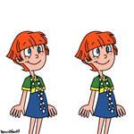 Double of Mimi mortin