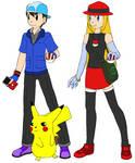 Vresun - Ash and Serena
