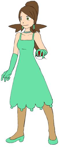 Rayna Nell (Bridesmaid)