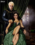 Lord and Lady Malfoy