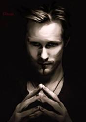 True Blood Eric's portrait