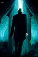 Draco Malfoy HPhbp by Dhesia