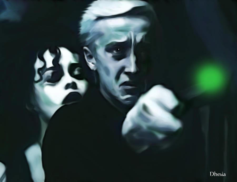Kill him Draco by Dhesia