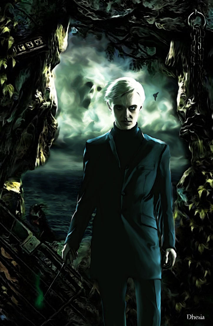 HP hbp - Draco Malfoy by Dhesia