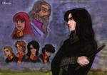 Contest-Severus Snape