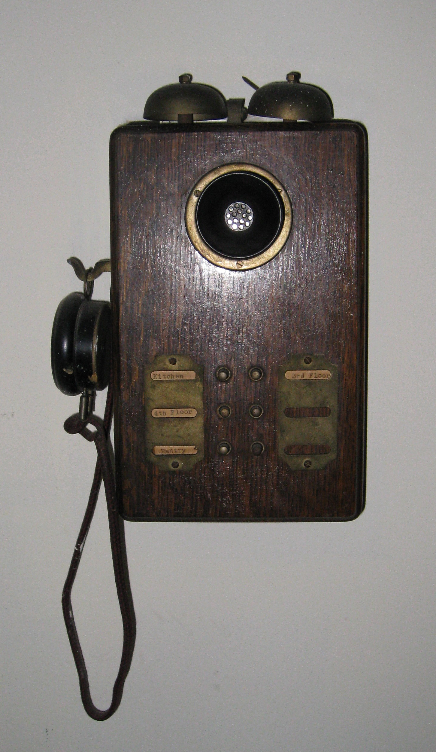 Call Box 1 by hever-stock