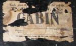 Old Trunk Sticker 2