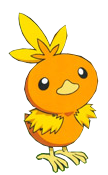 Render de Torchic by Gokunks