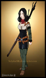 Dragon Age 2 - Bethany