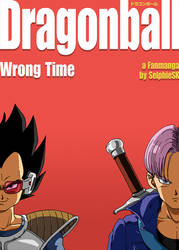 DB Fanmanga Wrong Time - Cover by SelphieSK