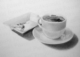coffee-and-cigarette-1 by PEPEi