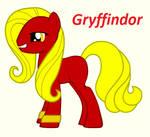 Gryffindor Pony