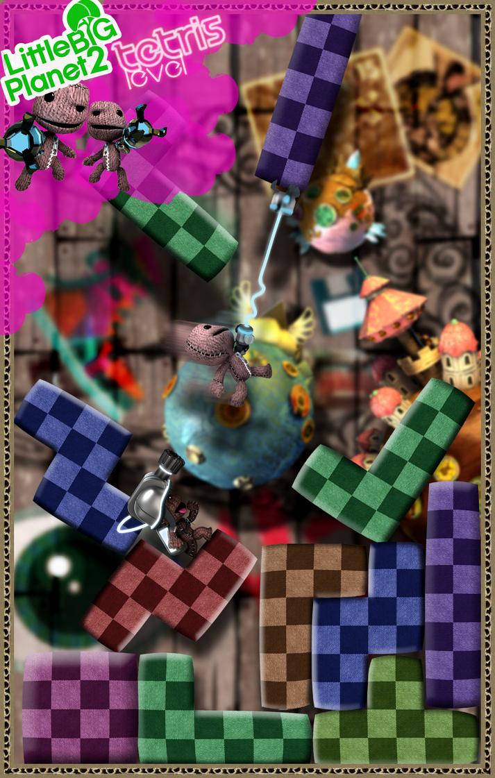 tetris level - final by mauritoj