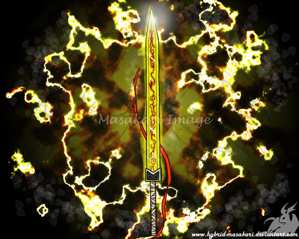 The Thunder Sword by Mahsira