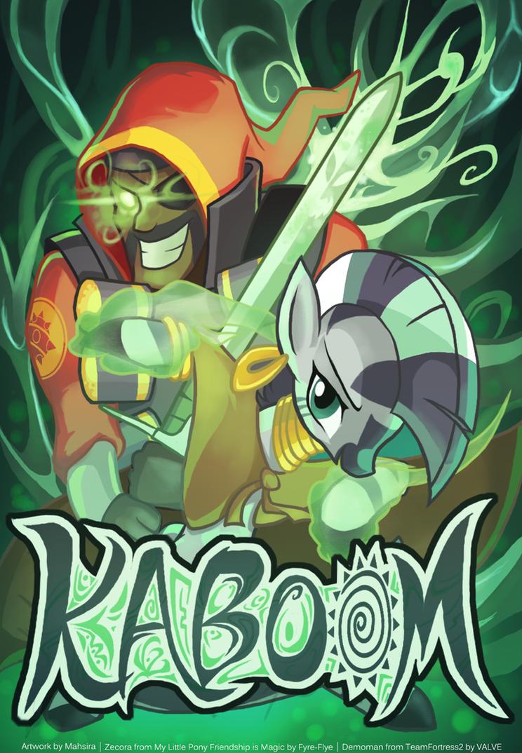 KABOOM by Mahsira