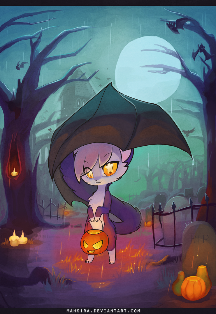 Pumpkin Candy by Mahsira