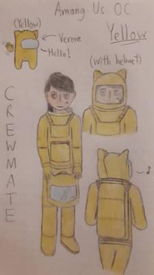 Verone Kayden Lancer (Alias #4) Yellow
