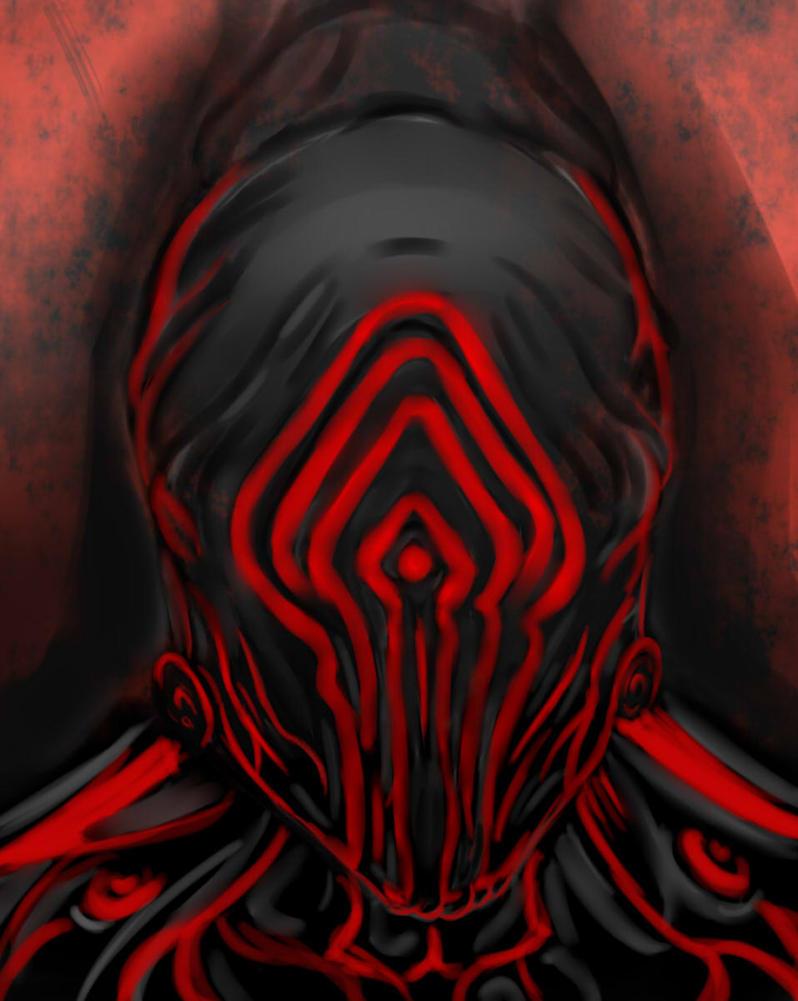 Warframe Fan Art Stalker Stalker by zerosketch