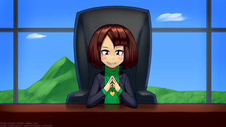 CEO Chara by VoidLurker-Official