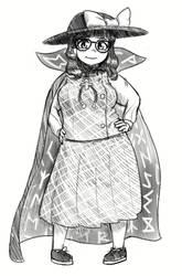 Paca Sumireko by VoidLurker-Official