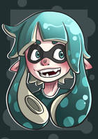 Inkling Girl ! by Savonnette