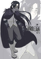 Charadesign #5 by Savonnette
