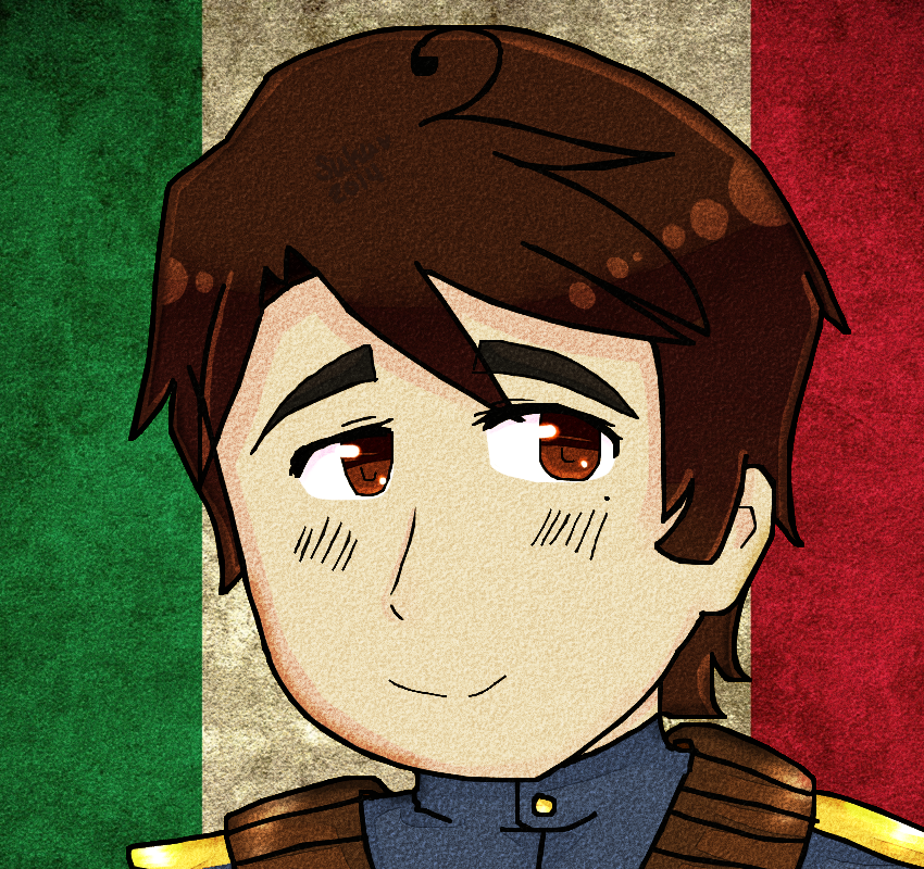 Mexico-San .:COLORED:. by TairusuKU